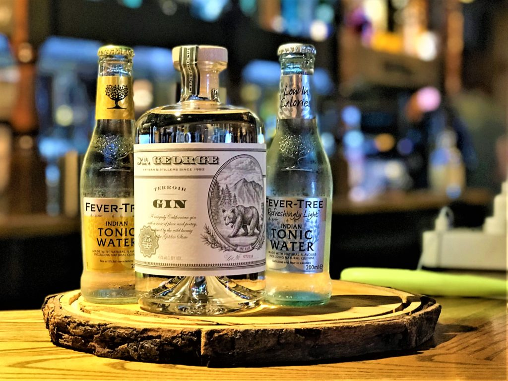 gin bar builders arms pub new barnet
